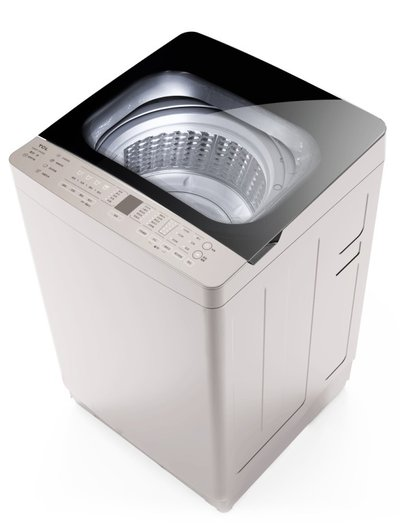 The iF Winning TCL Arc Blue washing machine