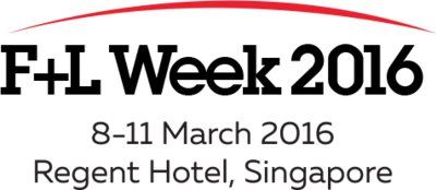 F+L Week 2016, which is organised by F&L Asia Ltd., will be held from March 8-11, 2016 at the Regent Hotel, Singapore.