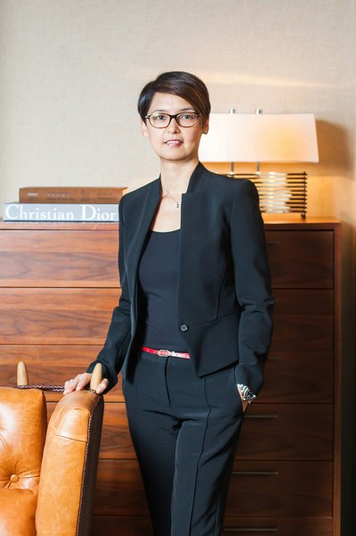 Ms. Alicia Too is appointed as the General Manager of Lanson Place Hotel, Hong Kong.
