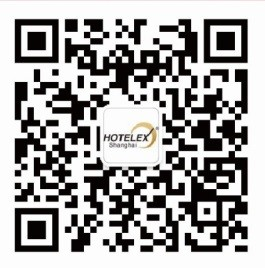 QR code for HOTELEX official WeChat