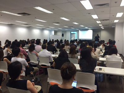 Media Coffee Event held on April 28 in Singapore