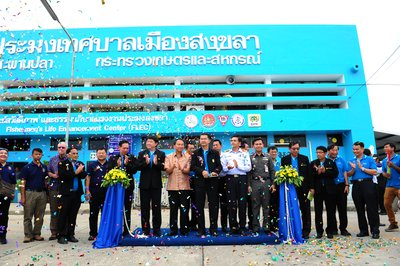 Thailand opens first Fishermen's Life Enhancement Centre in Songkhla, Thailand to provide resources to estimated 25,000 migrant workers