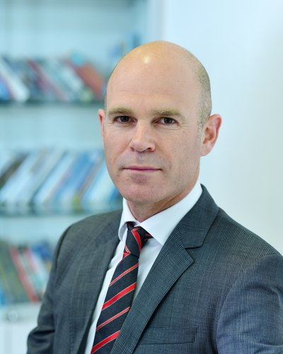 George Lawson, Chief Executive Officer and Country Manager, DHL Global Forwarding India