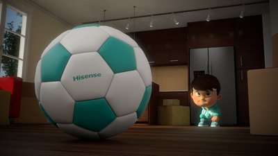 Hisense launches Quest for Glory UEFA Euro 2016™ video