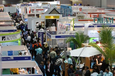 The highly anticipated three-day event was loaded with interactive activities, conferences, seminars and jam-packed at the show floor.