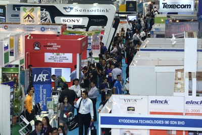 More than 350 participating companies from 42 countries will showcase their latest products and solutions to industry players