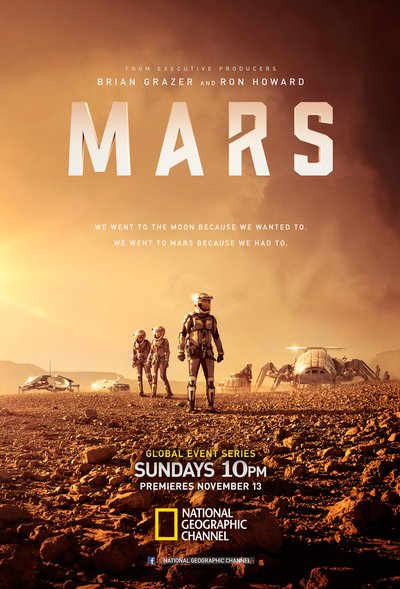 FOX Networks Group's National Geographic Channel Redefines Television Storytelling with New Series MARS