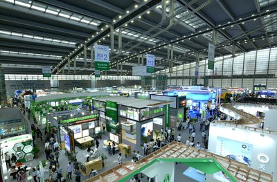 "The ""Green Buildings Exhibition"" at China Hi-Tech Fair 2016"