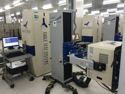 Marvell后道设备-Eagle ETS-364 Test System
