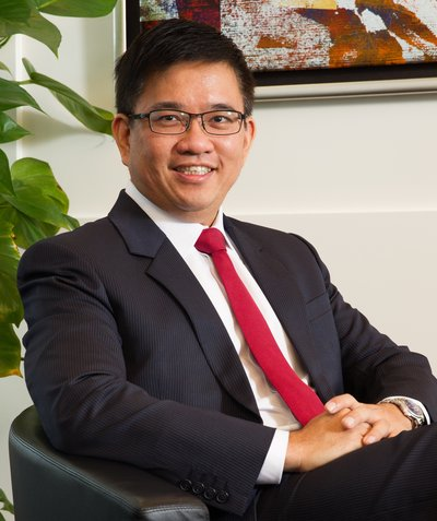 Alfred Goh, Regional Head, DHL Customer Solutions and Innovation Asia Pacific and President of Fast Growing Enterprises
