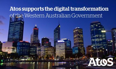 Atos appointed one of 3 prime contractors by Western Australia government