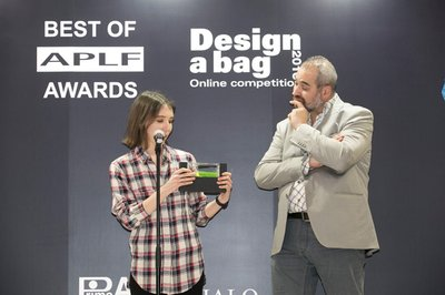 Design-a-Bag online competition