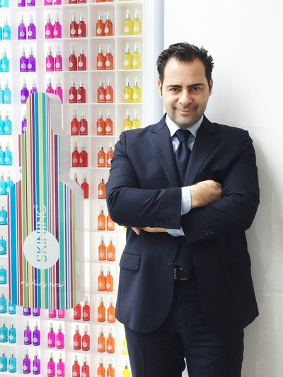 Mr Francois Arpels, newly appointed Board Advisor for Brand & Strategy, Skin Inc