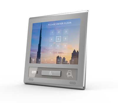 The passenger interface for the new CompassPlus touchscreens and touchpads were redesigned to produce a stylish, intuitive system.