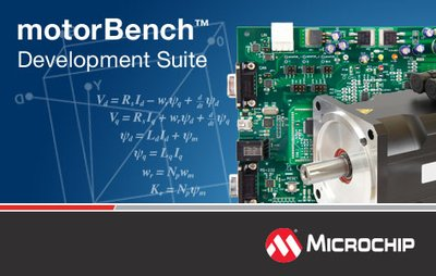 Microchip motorBenchTM Development Suite