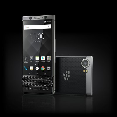 Distinctly Different. Distinctly BlackBerry. TCL Communication Launches All-new BlackBerry(R) KEYone to the World at MWC 2017