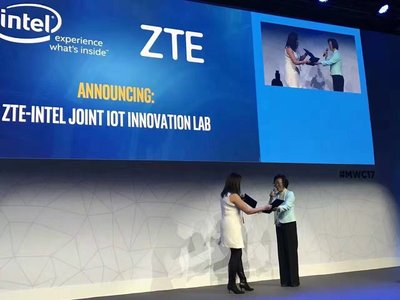 ZTE Signs Cooperation Agreement with Intel for IoT Innovation