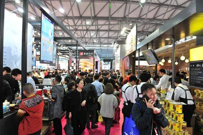 More than 2,500 global exhibitors and over 100,000 buyers will participate in HOTELEX Shanghai 2017