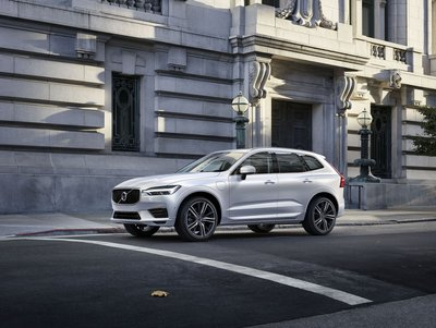 The New XC60 from Volvo. Inspiring confidence, wherever it goes.