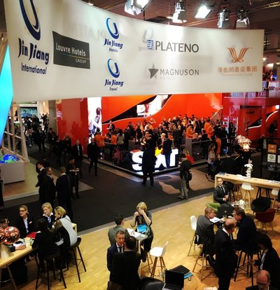 Jin Jiang International Has an Overall Appearance in the world's largest tourism exhibition ITB Berlin