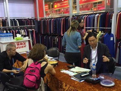 Clothing Suppliers Shape a Premium Quality Textile and Garment Industrial Chain at the 121st Canton Fair