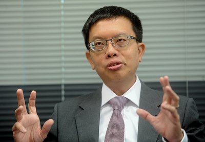 Teh Chi-cheun, Chief Executive Officer & Executive Director of Pacific Mutual Fund Bhd