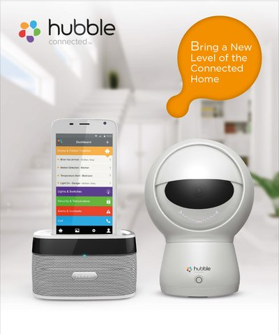 Hubble Connected Hugo and Ivo: Bring a New Level of the Connected Home