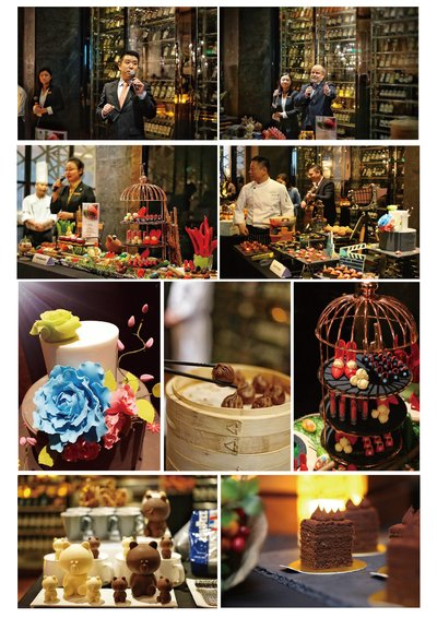 Hilton Guangzhou Cluster Hotels Launches Chocaholic Media Event