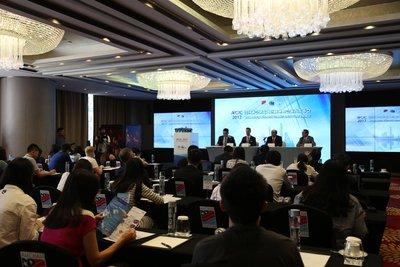 Press Conference of APCAC 2017 Asia Pacific Business