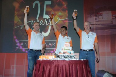 PT Coates Hire Indonesia Launches the Take 5 Program as Its Commitment to Safety on Its 25th Anniversary