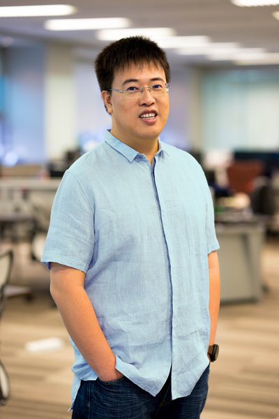 Mr. Danian Chen, Founder and CEO of LinkSure