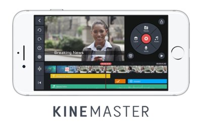KineMaster iOS version screenshot