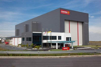 Crown Records Management Malaysia - Bandar Enstek facility