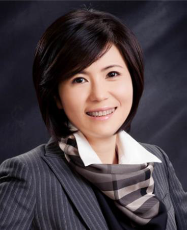 Ms. Lisa Li, General Manager of Artyzen Habitat Hongqiao Shanghai and citizenM Hongqiao Shanghai