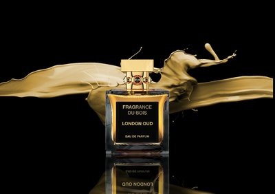 Fragrance Du Bois的London Oud香水