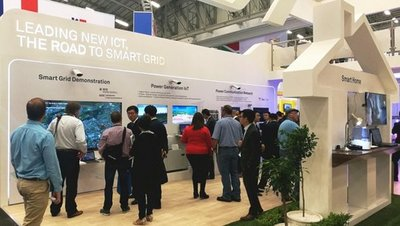 Huawei Showcases one-stop Smart Grid ICT solutions