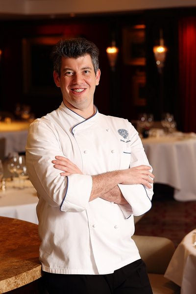 Stefan Leitner, Executive Chef of The Hong Kong Club