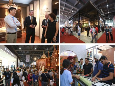 The China (Guangzhou) International Building Decoration Fair is returning from July 8 to 11, 2017, with expected 2,400 international exhibitors and 130,000 professional visitors from around the world.