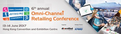 Asia's leading retail conference, the Omni-Channel Retailing Conference, will take place in Hong Kong on 13-14 June 2017 at the Hong Kong Convention & Exhibition Centre.