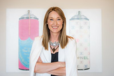 Melissa Browne – entrepreneur, CEO of both A+TA - accountancy and taxation firm, and The Money Barre - a financial planning firm.