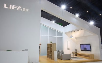 LIFAair at ECOTECH CHINA