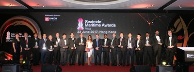 Seatrade Maritime Awards Asia 2017 Winners