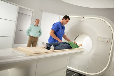 Philips Vereos PET/CT scanner, the world's first and only fully digital PET/CT system.