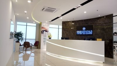 Oud Essentials' office and training centre in Kuala Lumpur, Malaysia.