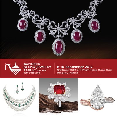 All that glitters at the 60th edition of Bangkok Gems & Jewelry Fair