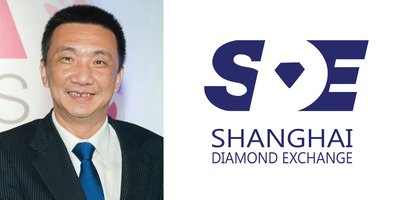 Lin Qiang, President and Managing Director, Shanghai Diamond Exchange