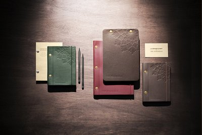 The Peninsula Boutique and La Compagnie Du Kraft Introduce a New Collection of Handcrafted Notebooks