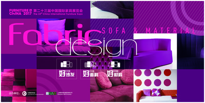 Design Sofa, Fabric and Material