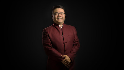 Tencent's Senior Executive Vice President SY Lau