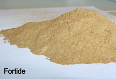 Fortide consists of nutrient peptides and is a high-quality raw material for the feed industry. It is prepared from carefully selected plant protein and is processed by enzymatic hydrolysis into small peptides.